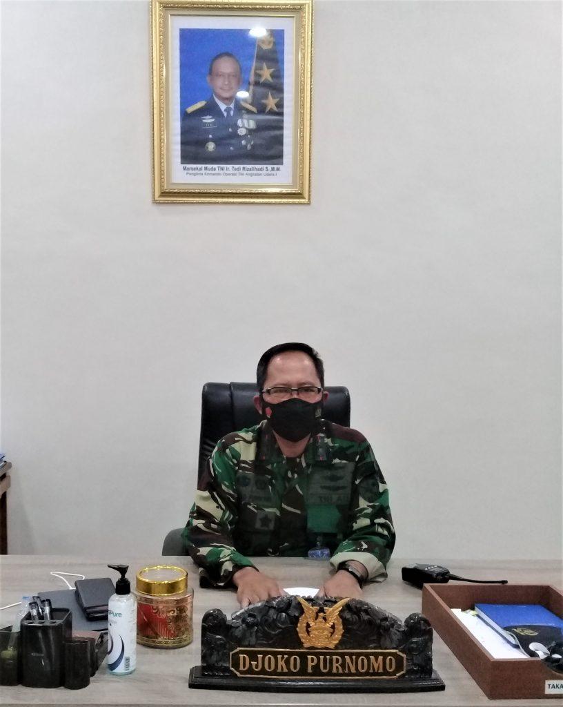 Komandan Lanud apresiasi Radio Bellasalam