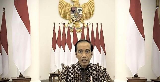 Jokowi Mengumumkan PPKM Diperpanjang 25 Juli 2021